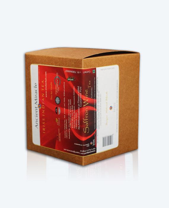 saffron-wine